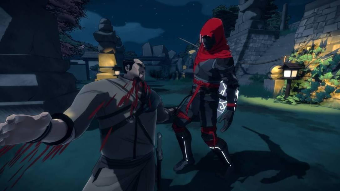 Aragami game