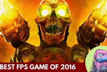 Best FPS Game of 2016