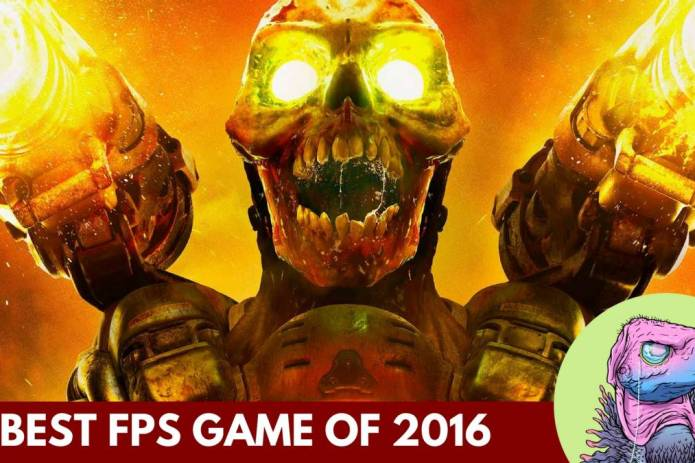 Best FPS Game of 2016