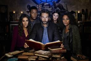 Ichabod and the new team, Sleepy Hollow season 4