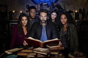 Ichabod and the new team, Sleepy Hollow season 4