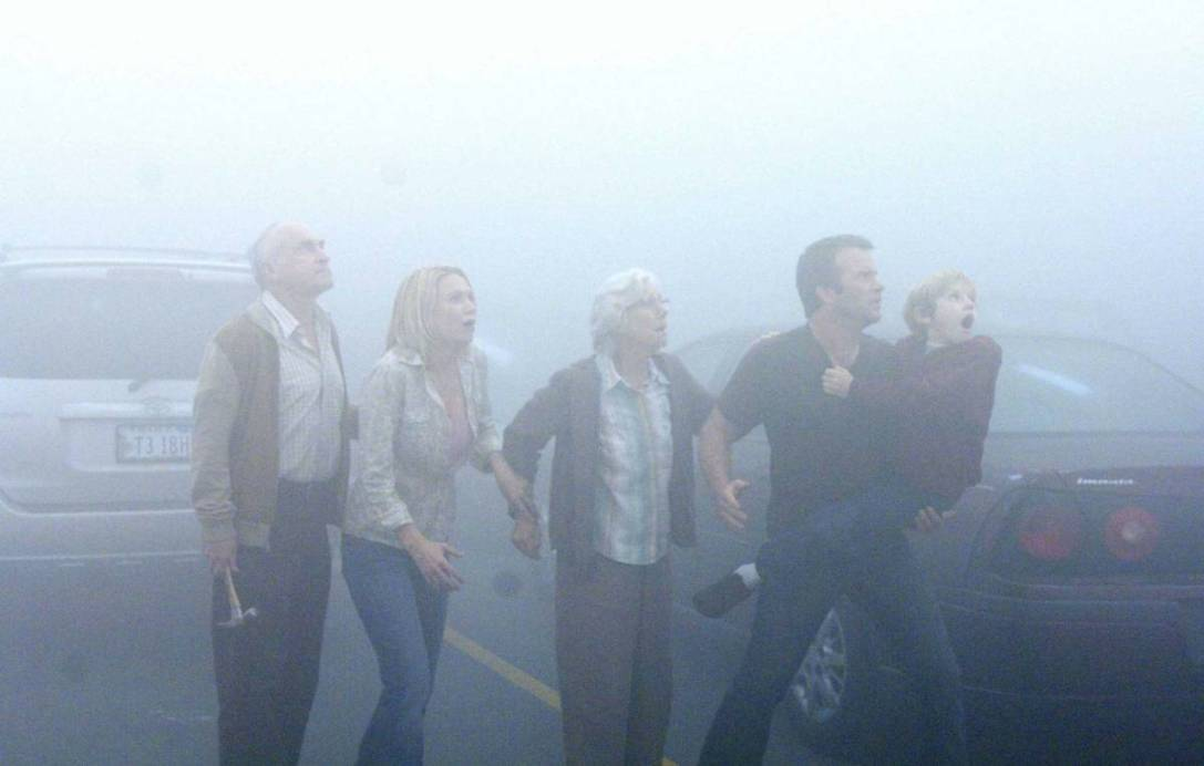 The Mist best horror movies