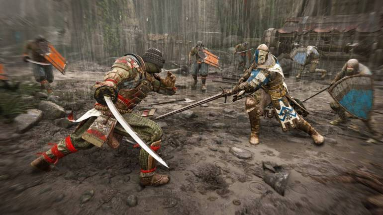 For Honor gameplay