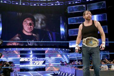 Baron Corbin and Dean Ambrose