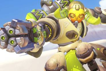 A screenshot of Orisa