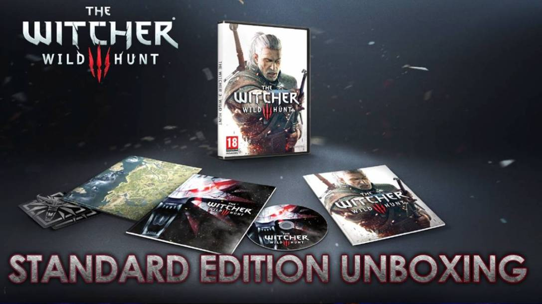Witcher 3 Contents