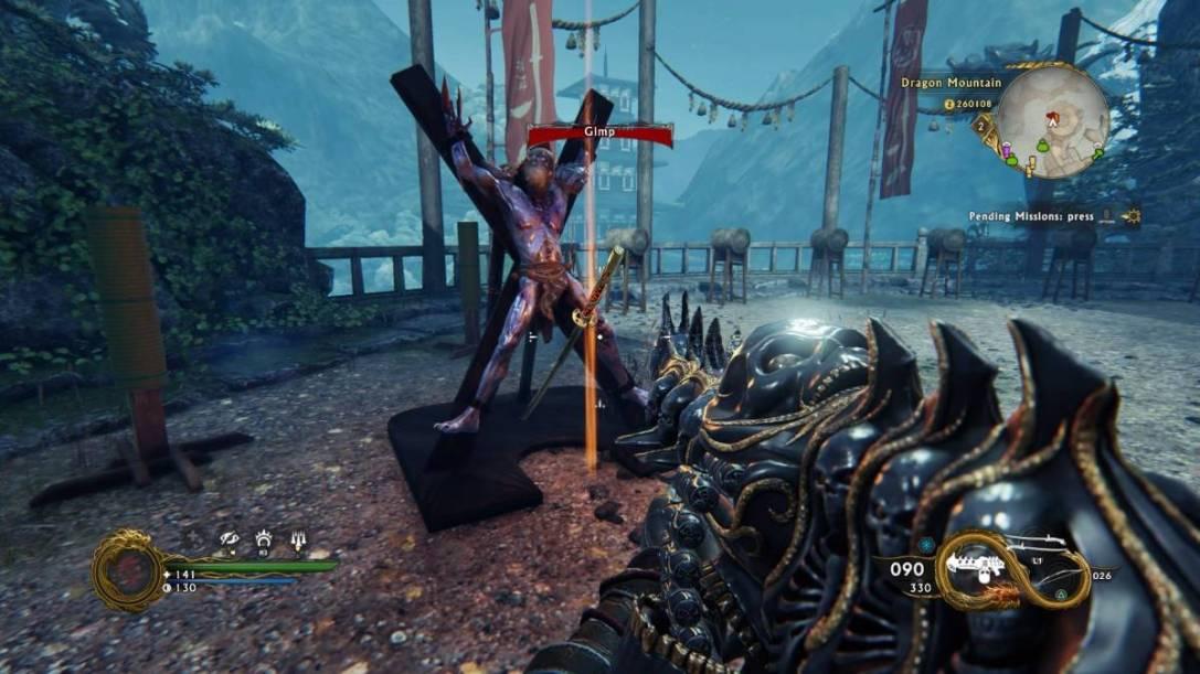 Shadow Warrior 2 gimp