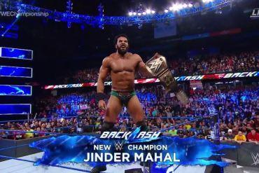 WWE Mahal