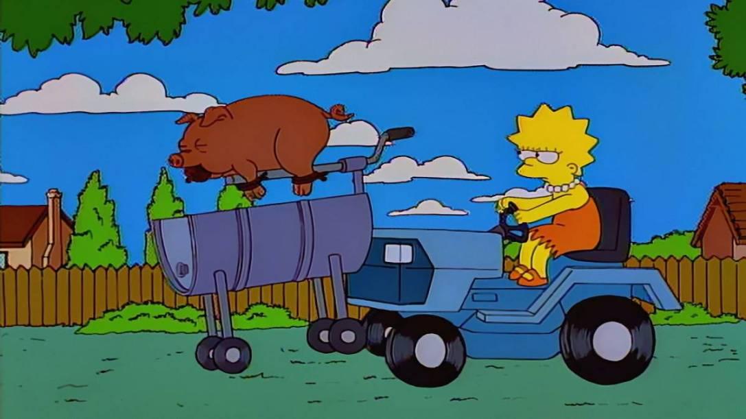 Lisa The Simpsons