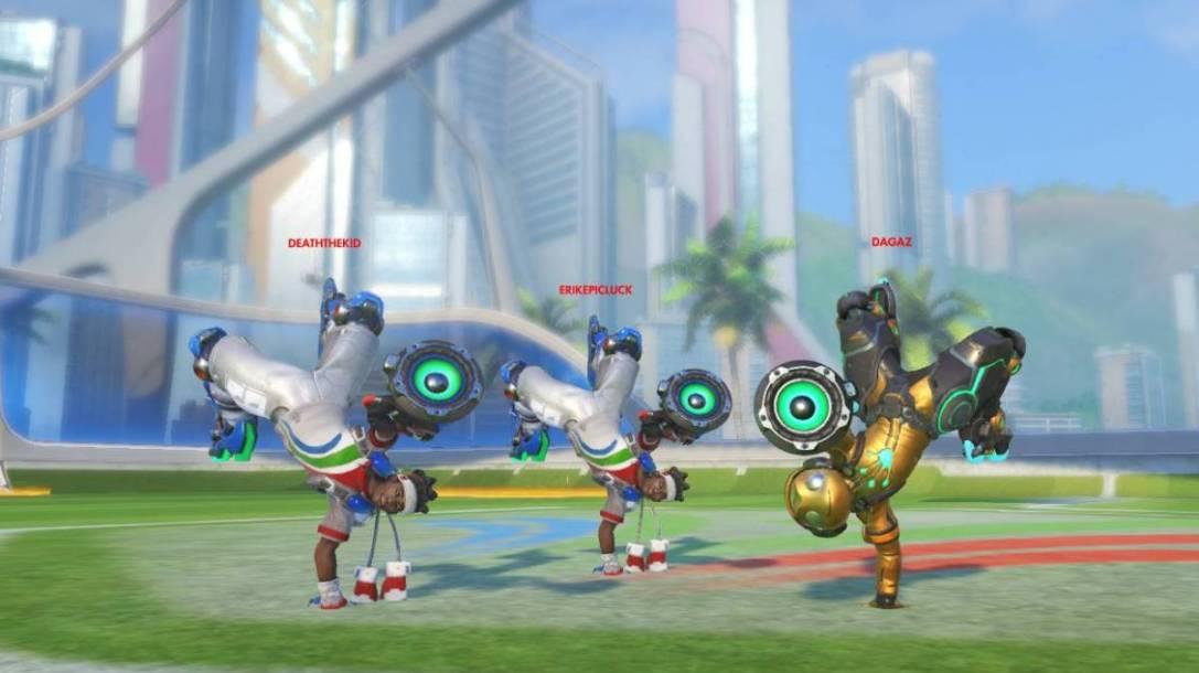 Lucioball screenshot