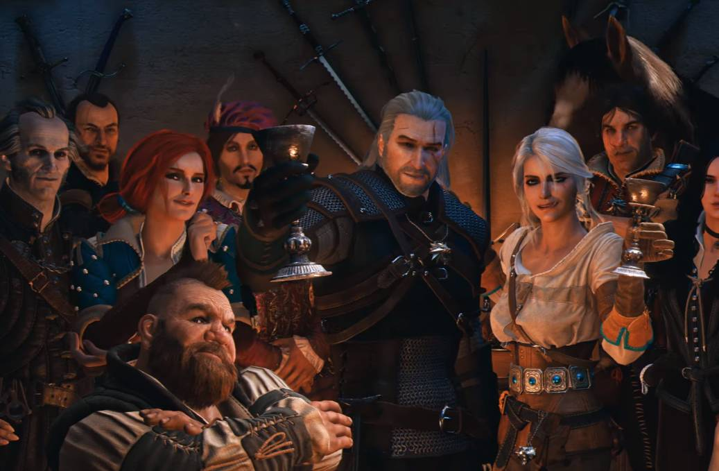 The Witcher tenth anniversary