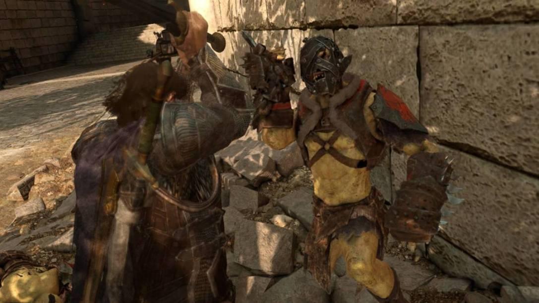 Shadow of War PS4