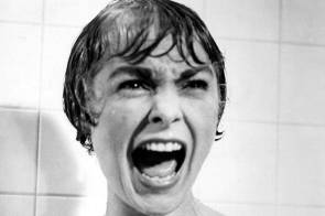 Image from the movie Psycho