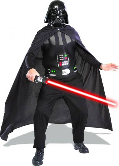 Star Wars gift idea: Darth Vader adult costume