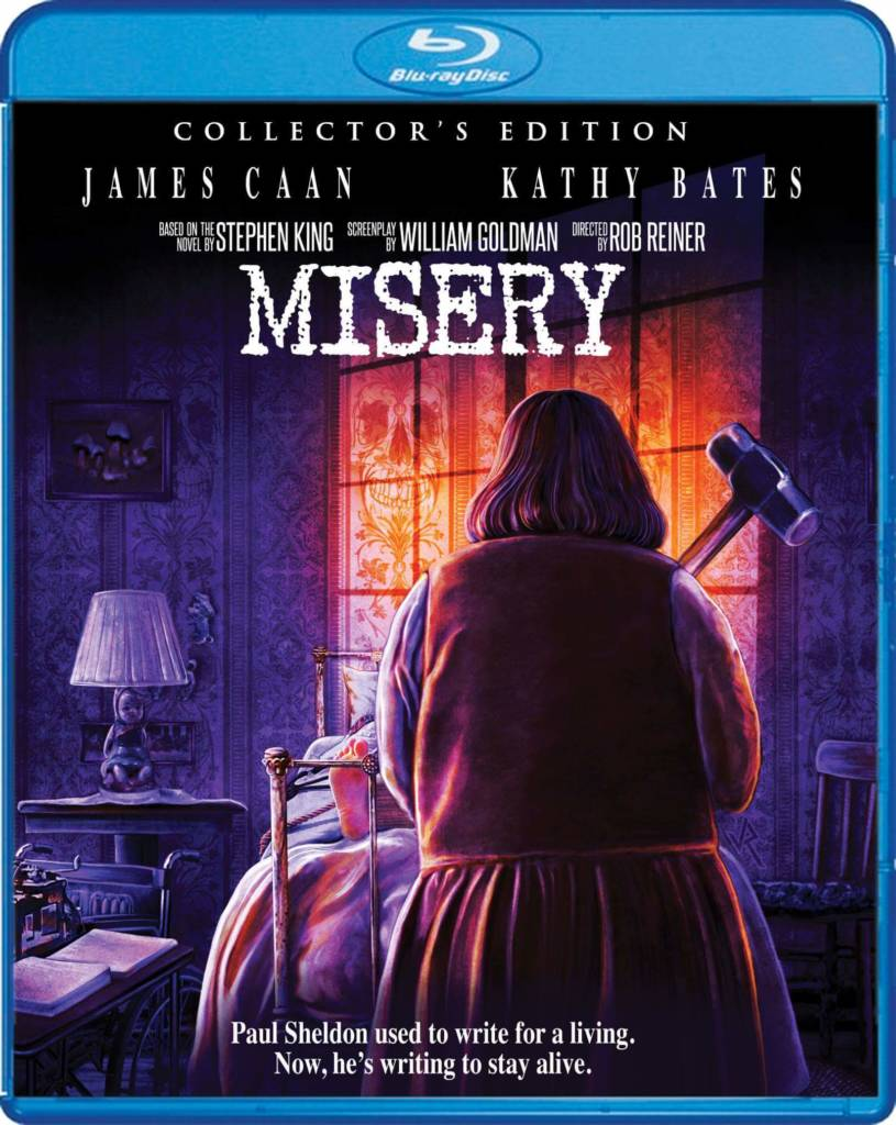 Misery - The Psychology of a Stalker (Blu-Ray) REVIEW