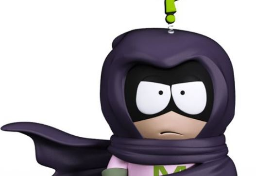 Mysterion figure