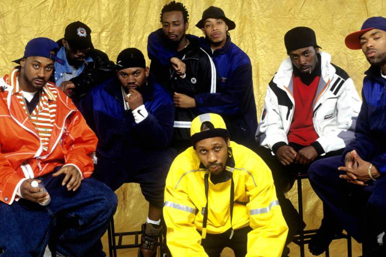 Wu-Tang Clan Portrait Session