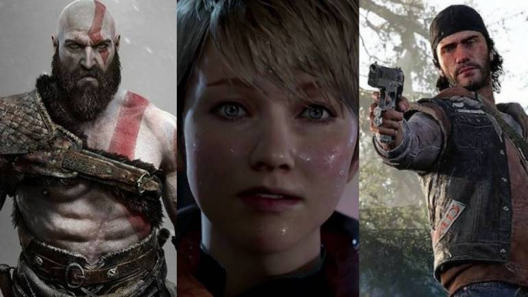 PS4 Games 2018