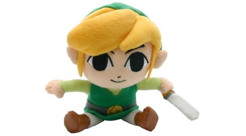 Zelda Link cuddly plush toy
