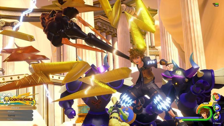 Kingdom Hearts 3 4
