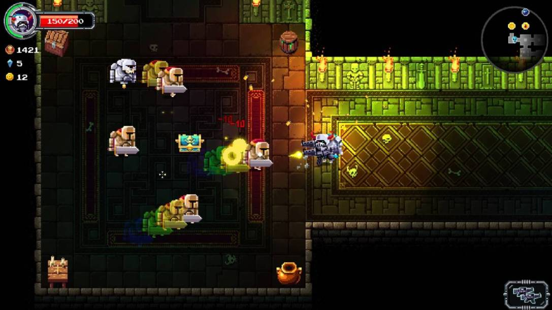 Hellmut gameplay