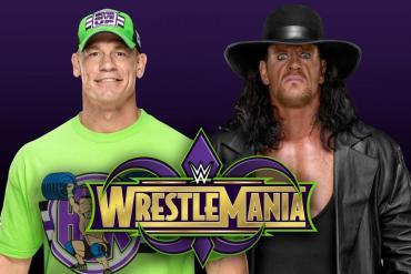 John Cena vs. The Undertaker