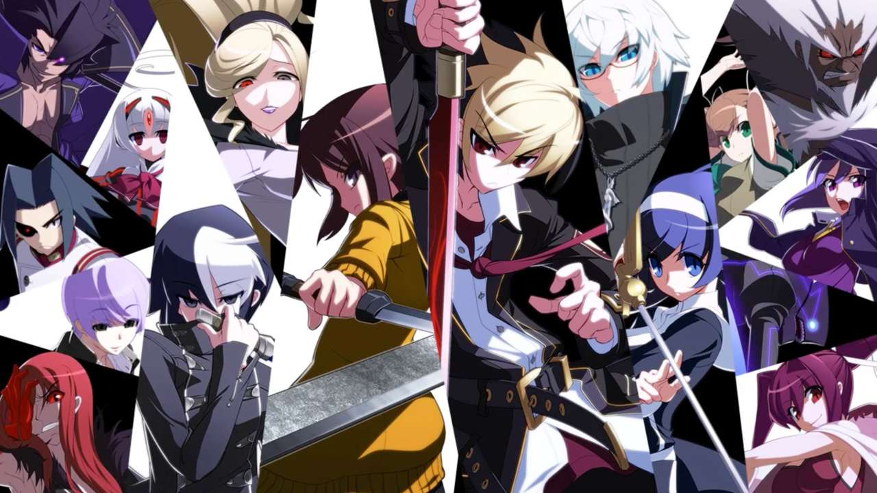 Under Night In Birth Exe Late St Ps4 Review Cultured Vultures