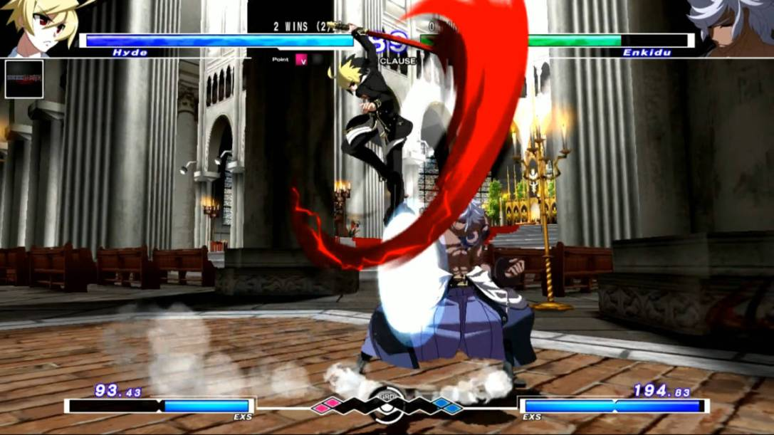 Under Night In-Birth EXE Latest