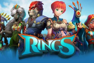 Heroes of Rings splash art