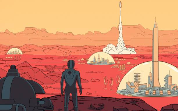Surviving Mars ps4 review