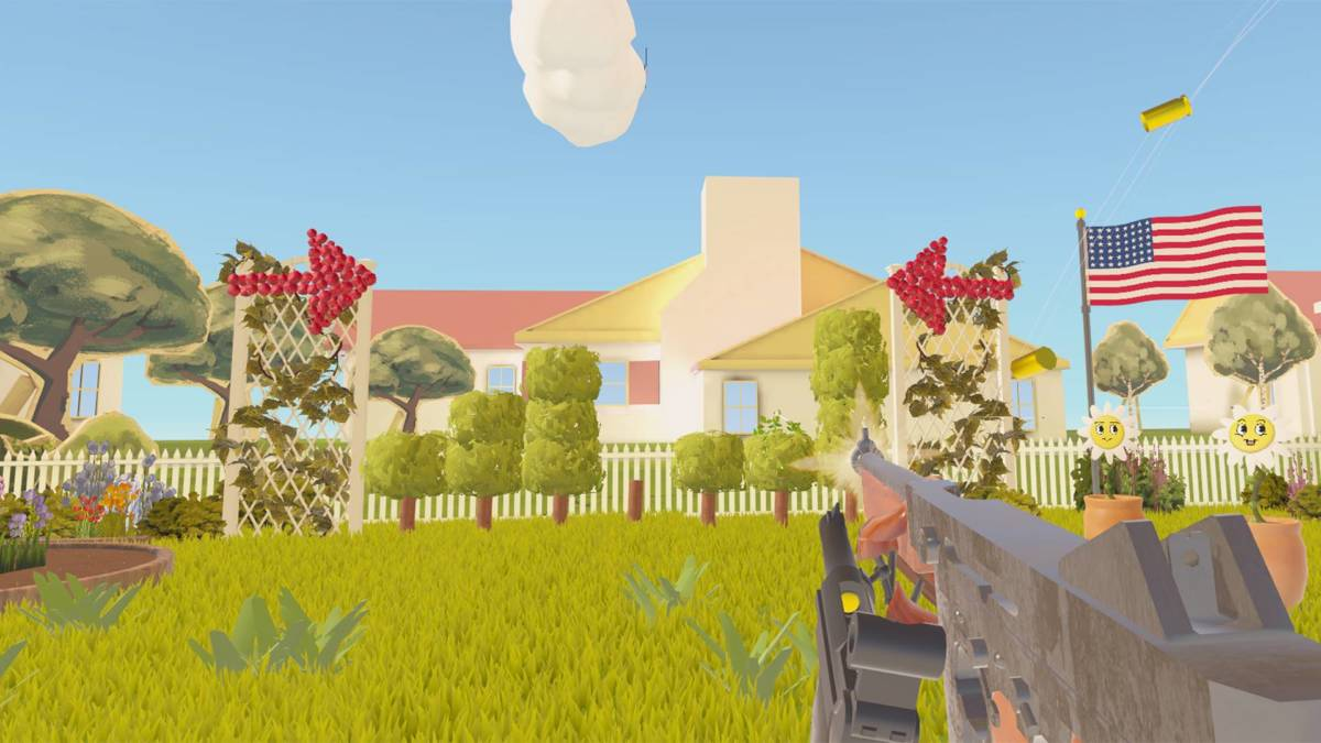 The American Dream (PSVR) REVIEW - Guns Are Bad | Cultured Vultures