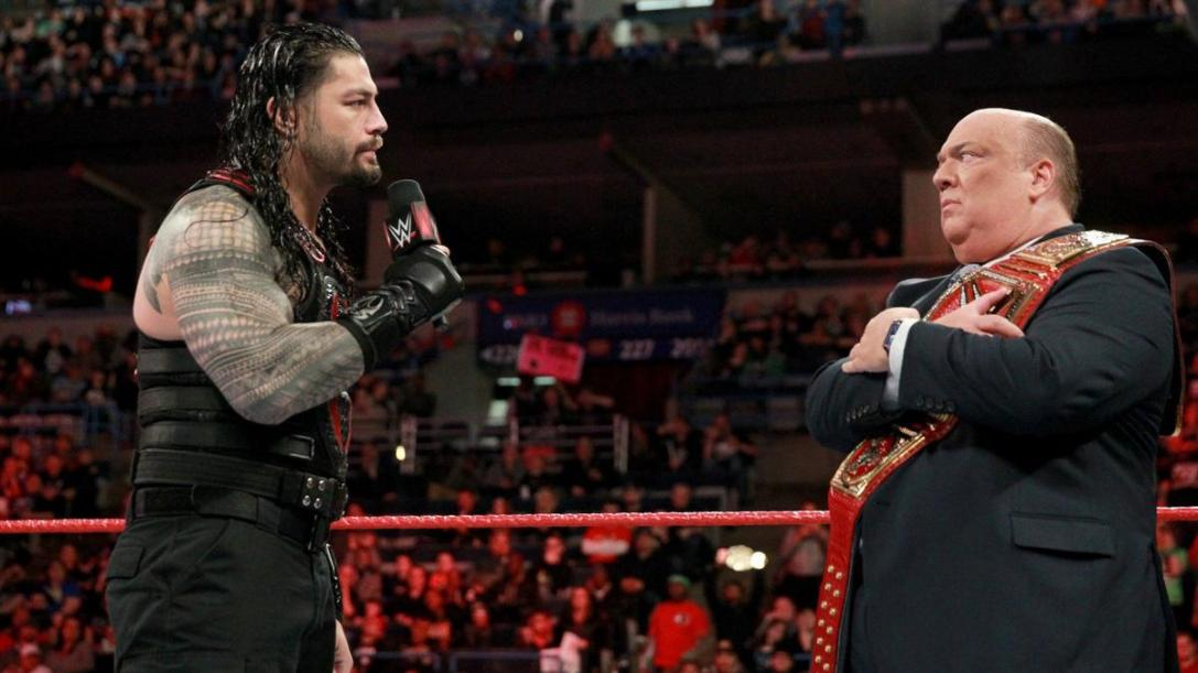 reigns and heyman