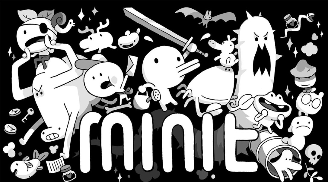 Minit Game Splash Screen