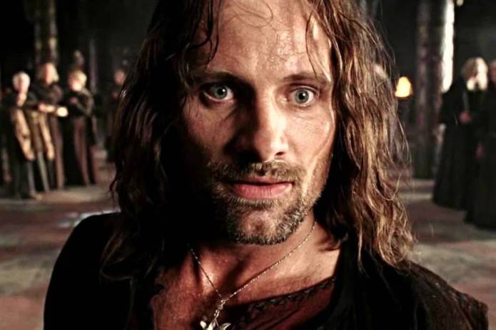 Aragorn return of the king