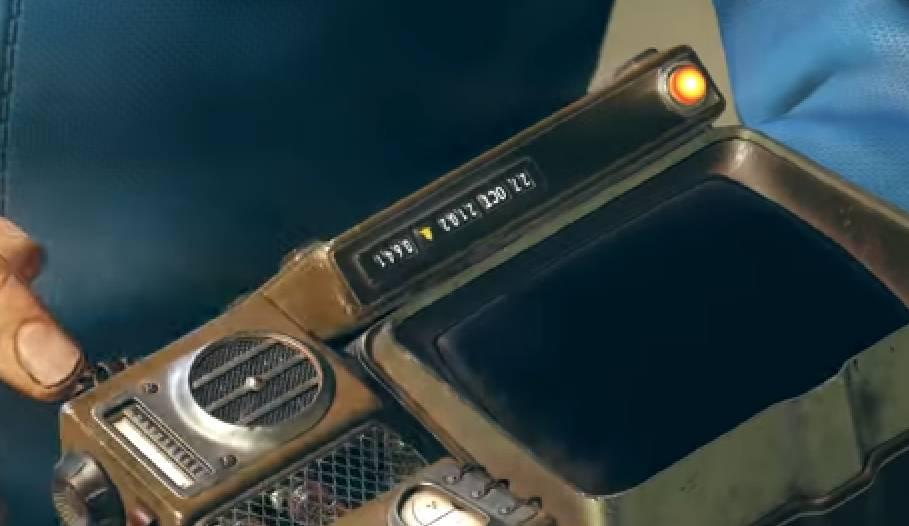 Fallout 76 pip-boy
