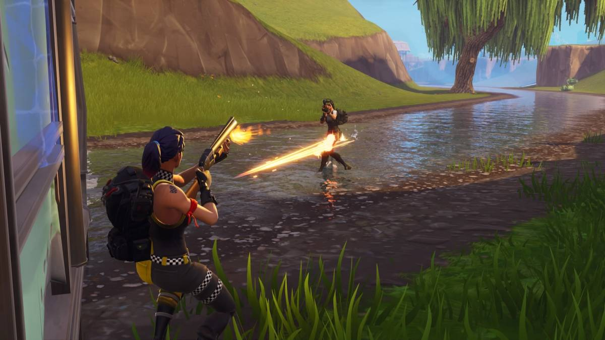 Fortnite S Double Pump Nerf Has Created An Even More Annoying Meta