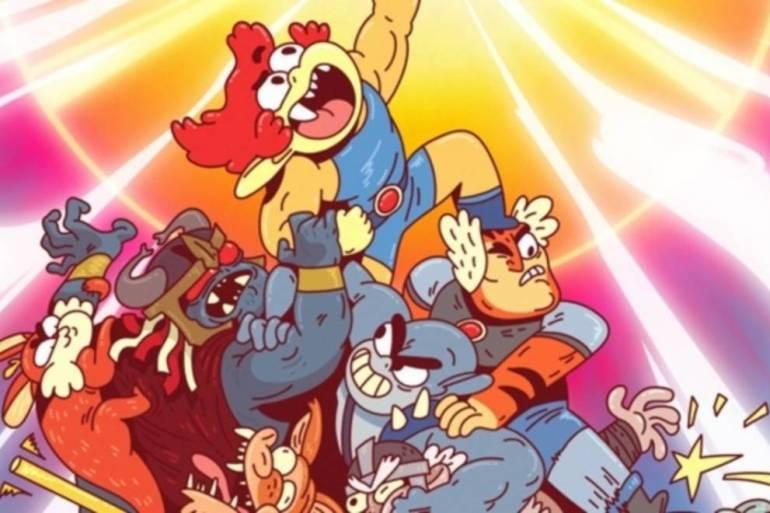 thundercats roar cartoon network