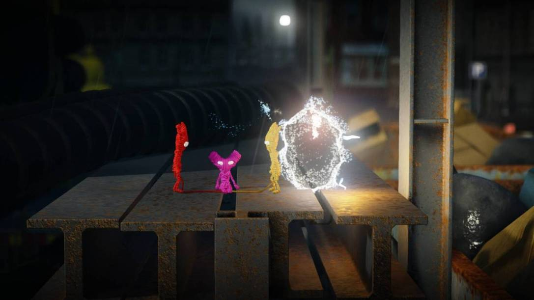 Unravel Two xbox one