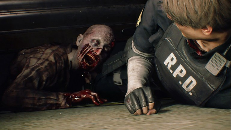 Resident Evil 2 Remake Gameplay Demo Coming To E3 2018 Tomorrow