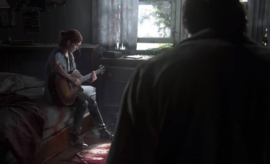 The Last of Us 2 Joel 1