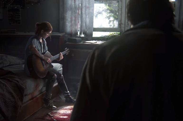 The Last of Us 2 Joel 1