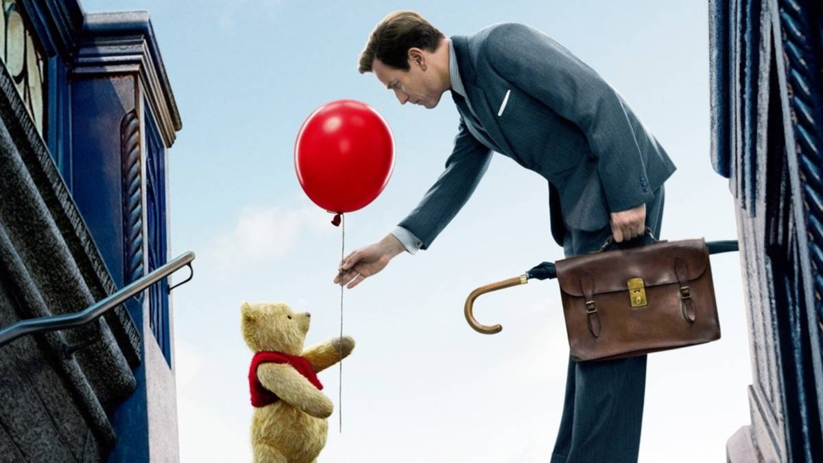 Christopher Robin 2018 Review Too Dark For Its Own Good
