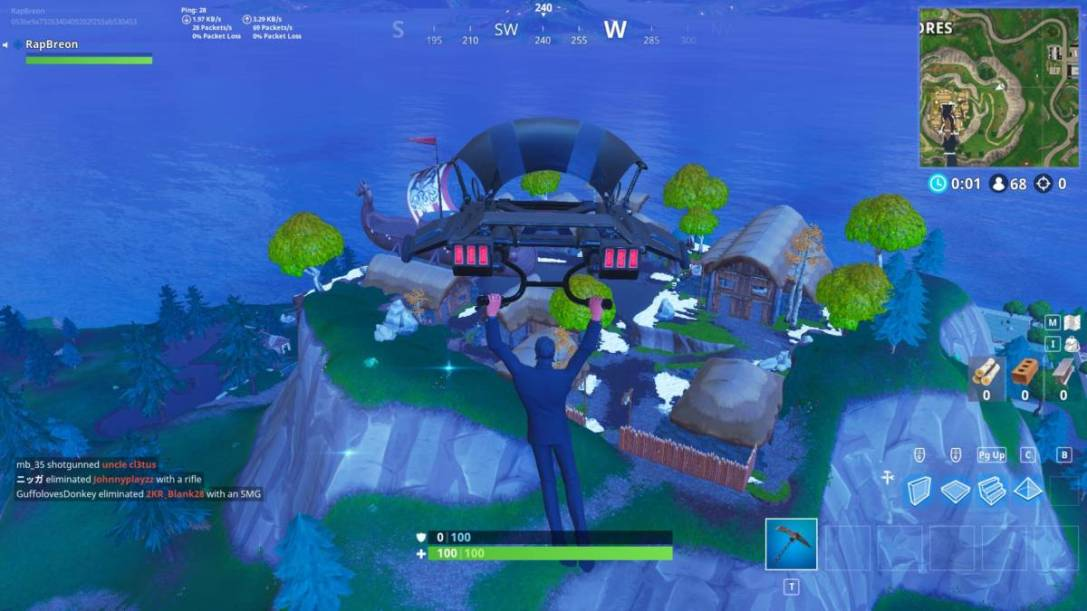 Fortnite season 5 rifts