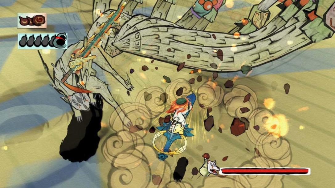 Okami HD Switch 2