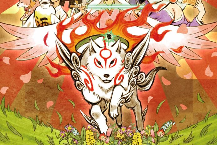 Okami HD Switch review