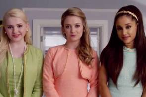 scream queens emma roberts ariana grande lea michelle