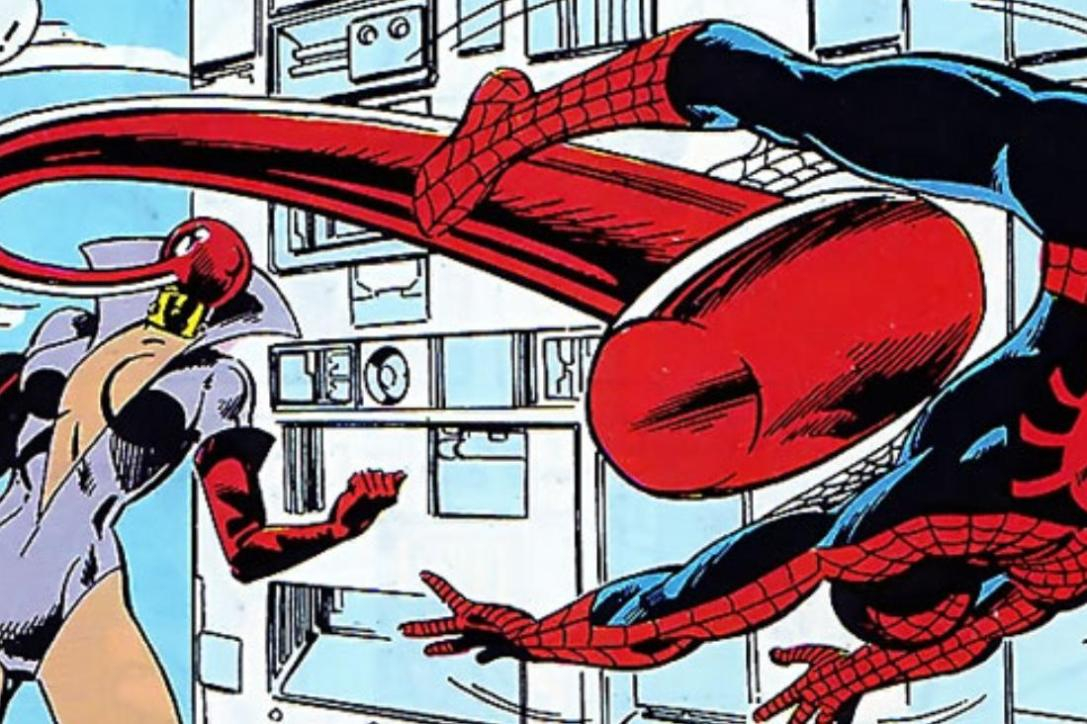 Ruby Thursday Spider-Man