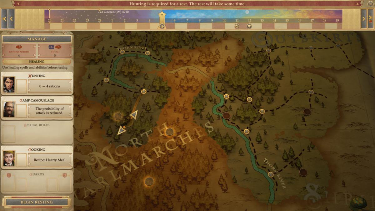 Pathfinder: Kingmaker (PC) REVIEW - On The Right Path