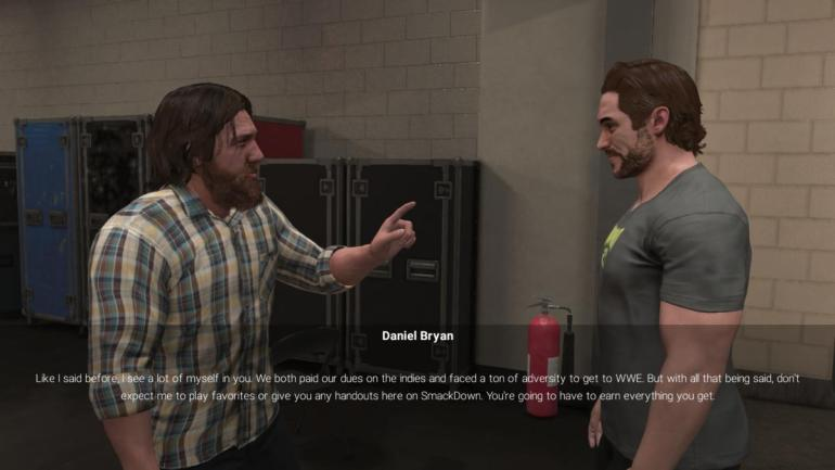 WWE 2K19's Career Mode Is A Welcome Throwback | Cultured