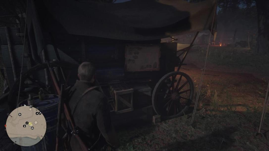 Red Dead Redemption 2 fast travel